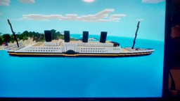 RMS Great Atlantic Minecraft