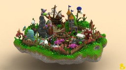 Creative Spawn Minecraft Project