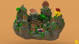 Old Sparta Spawn Minecraft Project