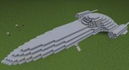 Naboo Royal Starship | Star Wars Minecraft Map & Project