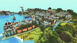 City of the Cypress  | Survival build Minecraft Map & Project