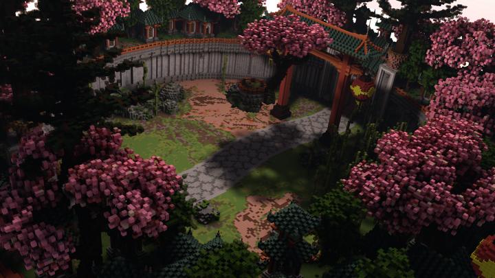 PvP Arena rendered by IceeTix0