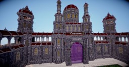 CreativeFun Server Hub Minecraft Map & Project