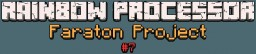 Rainbow Processor(For mapmakers) Minecraft Project