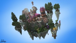 Angel Sky Spawn Minecraft Map & Project