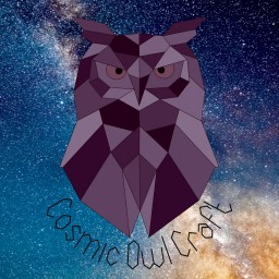 Cosmic Owl Craft Minecraft