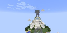 Cloudtop Gem's Palace Minecraft Project
