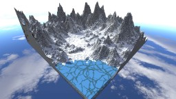 Snowy Mountains 2 Minecraft Project