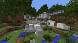 Mk.-IV Skorpio Hovertank Minecraft