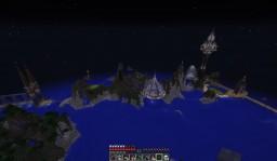 Pathway to bridge Minecraft Project