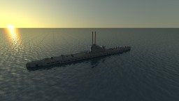 U-505 Minecraft Project