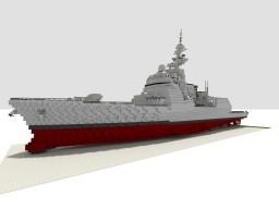 Destroyer Ship class Saijaku Minecraft Project
