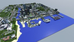 Horizon City |HC|Project Skyrise| Minecraft Project