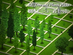 BE TREE AND PLANTS PACKS! 【DOWNLOAD & USE FREE】 Minecraft