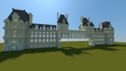 Hôtel de Ville [W.I.P] Minecraft Map & Project