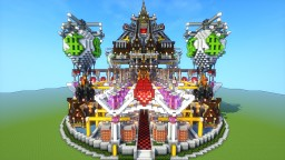 The Steampunk Robot Factory [Download] Minecraft Project