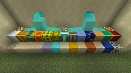 Resource Pack for Ancient Egypt Adventure Map 1.7.10-1.12.2 Minecraft Texture Pack