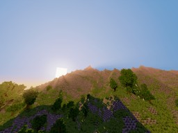 Two Mountains Minecraft Project
