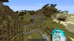 my redstone world 2 Minecraft Project