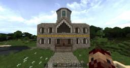 Survival Mansion Minecraft Project