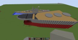 Battleship Susanoo Minecraft Project