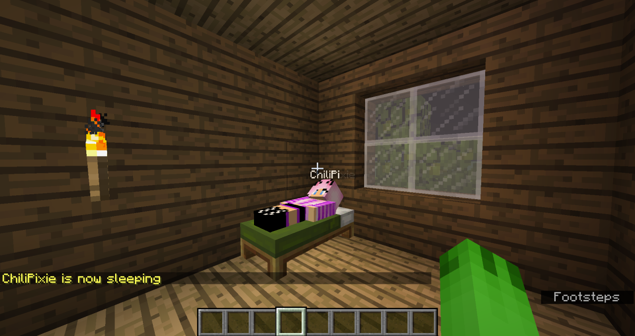 sleep mod minecraft