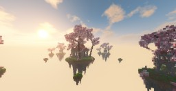[BedWars] Blossom-Island | Map Download Minecraft Map & Project