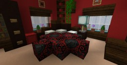 Minecraft bedroom design Minecraft Project