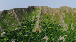 montain 1k Minecraft Map & Project