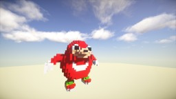 Uganda Knuckles Resource Pack Minecraft Texture Pack