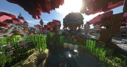 Faction Server Spawn Minecraft Project