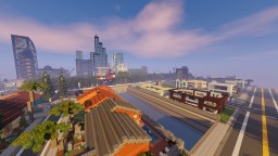 West USA- Phoenix Area Almost Done! Minecraft Map & Project