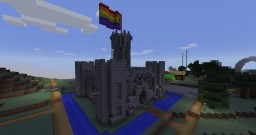 PrideCastle Minecraft Project