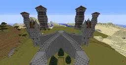 Castle Auchendale FOLLOW ME AT TWITCH.TV/TPEZZA Minecraft Project