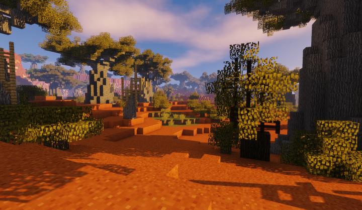 Some landscape screenshots