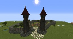 Castles Minecraft Map & Project