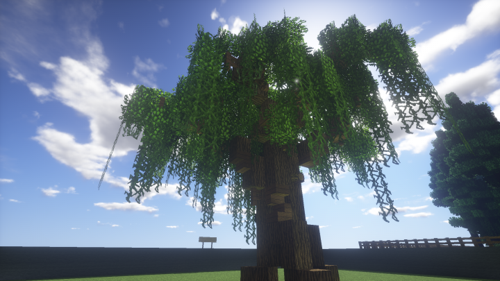 New airy series A full redesign  Airy willow tree!