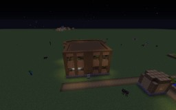 House Ver. 1.12.2 Minecraft Map & Project