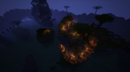 Natural Ocean Server Lobby Minecraft Project