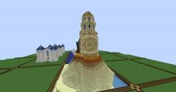 Desert building [100X100] Minecraft Project