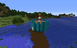 House on Water Minecraft Project