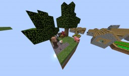The New Skyblock Minecraft Project