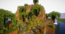 Dungeon Island Minecraft Project