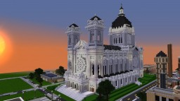 Basilica of St. Etienne Minecraft Project