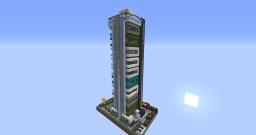 Modern Skyscraper By PinguPals Minecraft Project