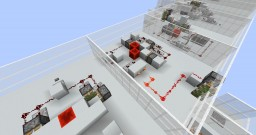 The Repeater Minecraft Map & Project