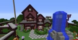 Minecraft My survival house version 1.11 Minecraft Project