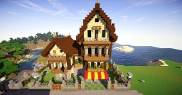 Halaciuga's Settler House Minecraft Map & Project