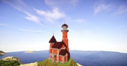 Halaciuga's Lighthouse Minecraft Map & Project