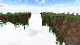 Skyblock Land Template - Schematic+World Minecraft Map & Project